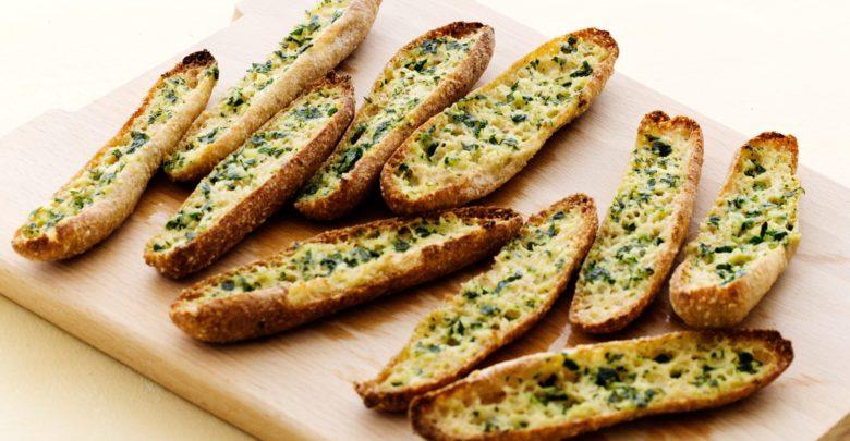 Кето хлебцы
