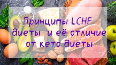 Принципы-LCHF